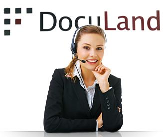 Contact DocuLand
