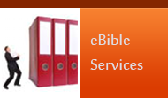 eBible Services